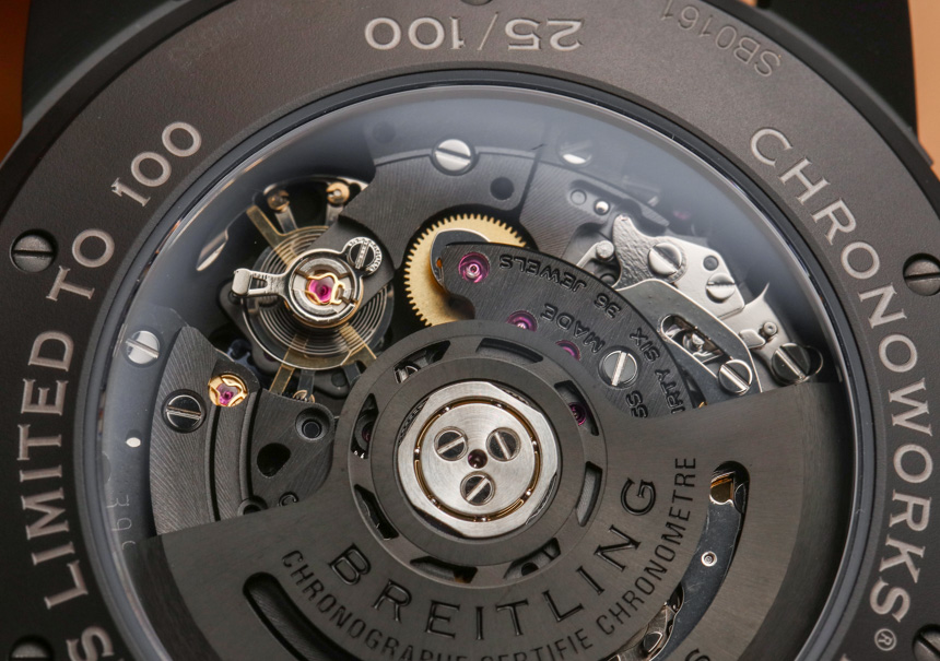 Friss - Eladásra került a Breitling