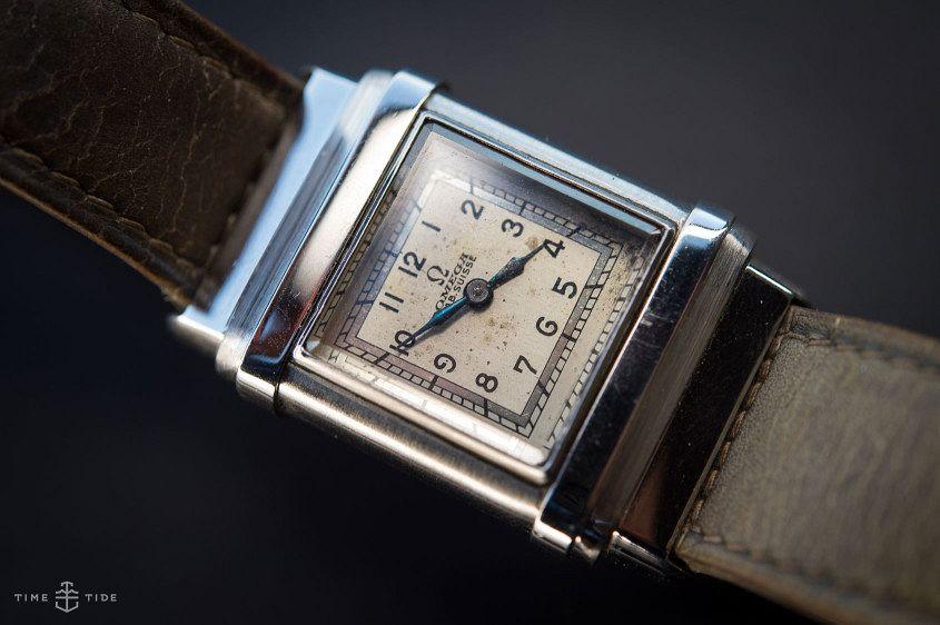 Ritkaság - Omega Marine 1932 az eBay-en