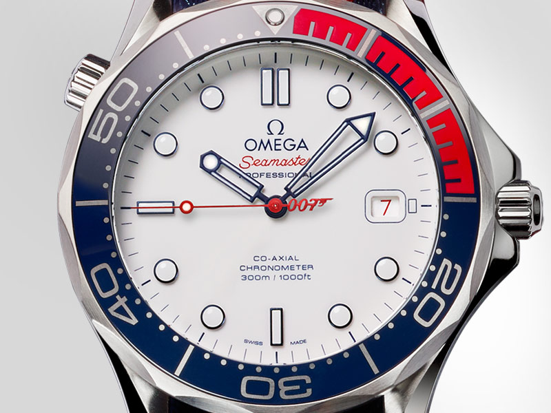 """Omega Seamaster Diver 300 """"Commander's Watch"""" - Bemutató"""