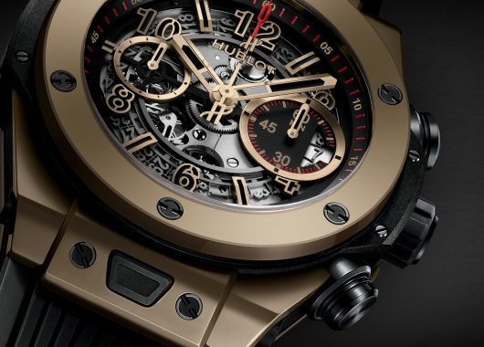 Hublot Big Bang Unico Magic Gold - (k)arcátlan