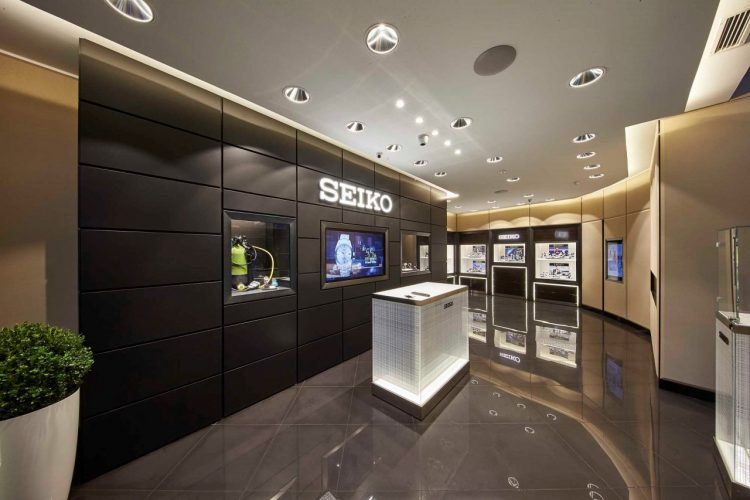Seiko Boutique Budapest