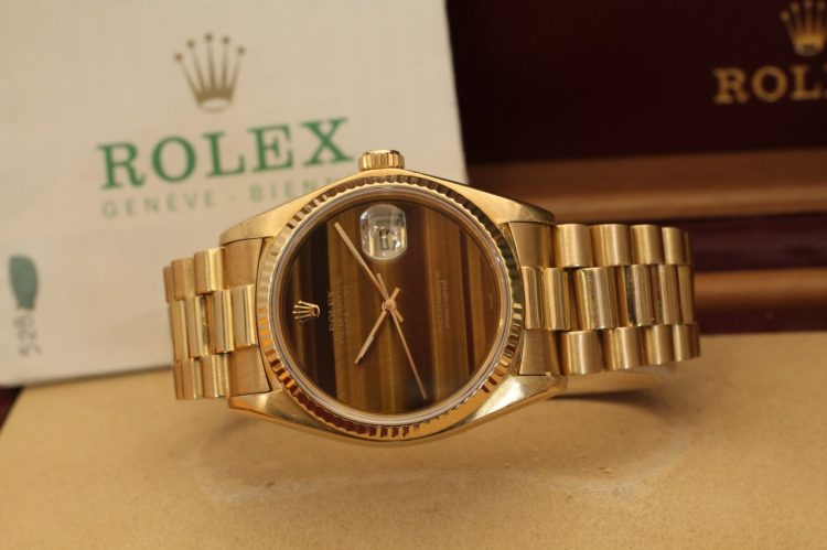 Rolex Datejust – 2. rész: Út a zafírig