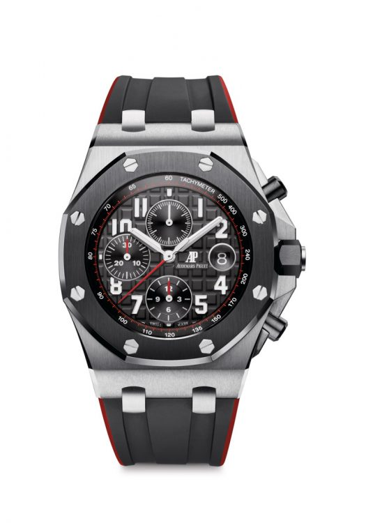 Royal Oak Offshore Selfwinding Chronograph 26471SO - 42 mm, automata, stopperes werk.