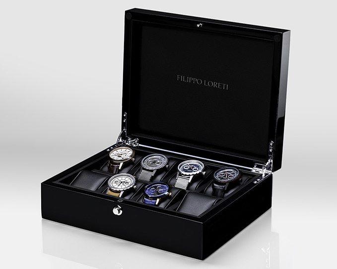 """Filippo Loreti - """"a mondvacsinált luxus"""""""