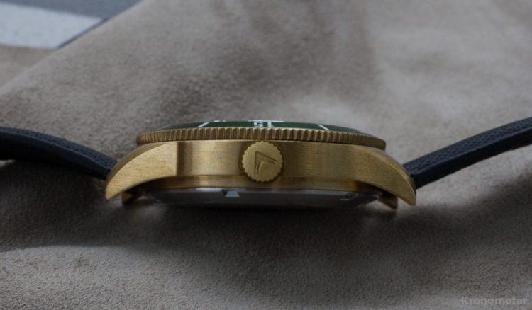 Ventus Mori Brass Diver - a rezes - 1. rész