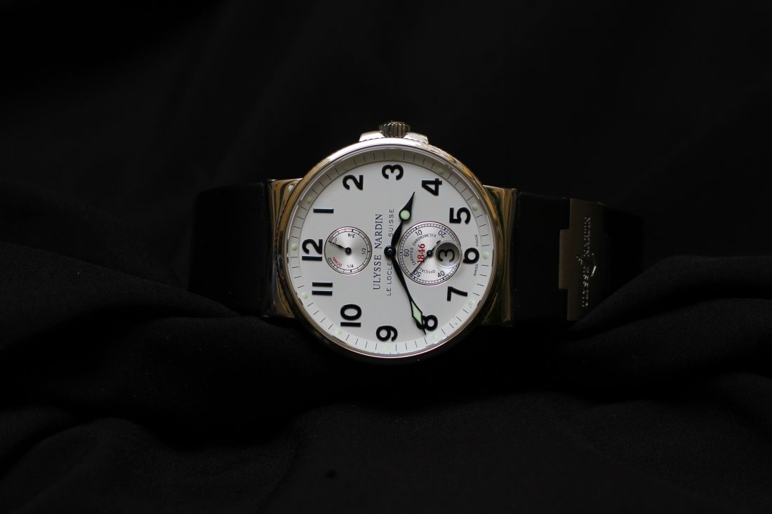 Szembejött - Ulysse Nardin Marine Chronometer 1846