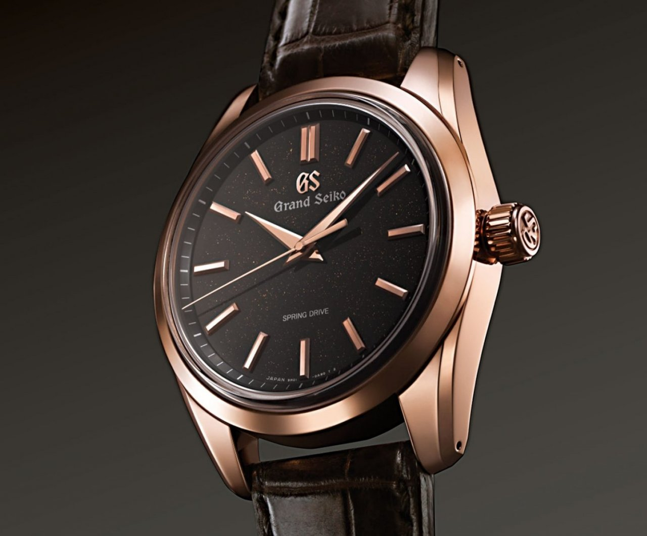 Grand Seiko Spring Drive SBGD202 8 Day Power Reserve