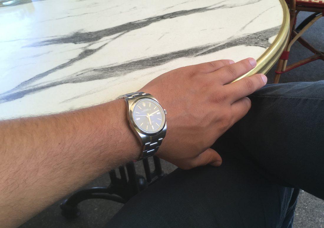 Rolex Oyster Perpetual 114300 - a belépő Rolex