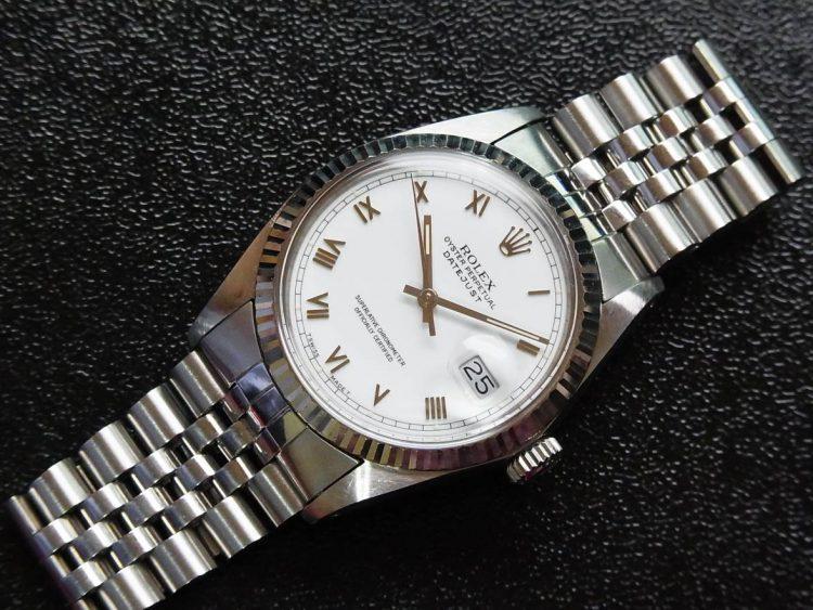 Rolex Datejust - 2. rész: Út a zafírig