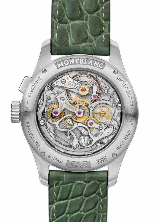 Montblanc 1858 Monopusher Chronograph