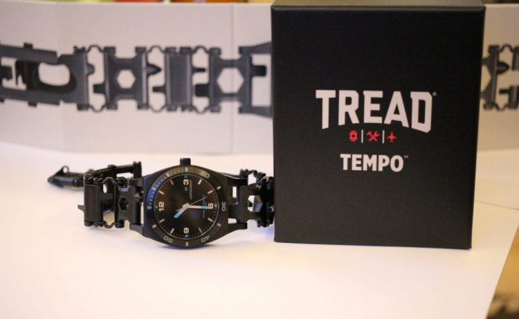 Leatherman Tread Tempo DLC - az igazi szerszámóra