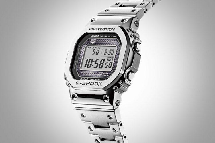 Az igazi G-Shock már fémből is... - Casio G-Shock GMW-B5000D-1