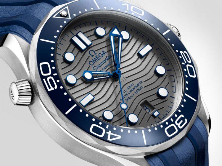 "Omega Seamaster Diver 300m - az ""újhullámosról"" röviden"