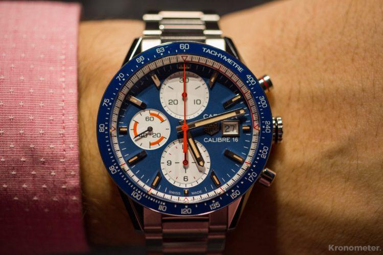 A TAG Heuer és Baselworld - 2. rész: panda Carrera és Gulf Monaco