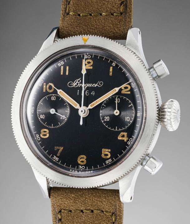 A Type XX az egyik legelterjedtebb pilóta óra volt az ötvenes években  (1955-ben től a francia pilóták órája volt) f3de62f570