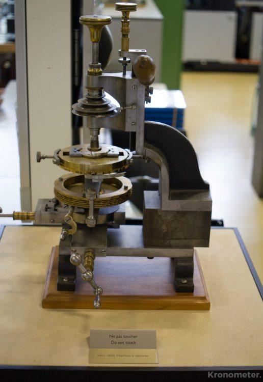 Dekoráló eszköz 1890-ből.