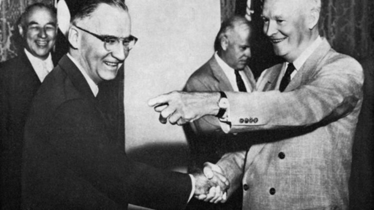 Vulcain Cricket - az elnökök órája