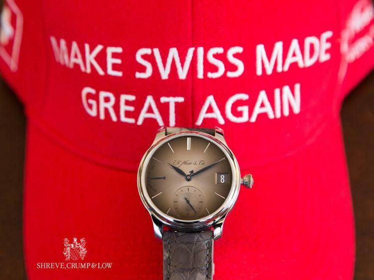 H. Moser & Cie. – a svájci, aki két fejlesztés között görbe tükröt mutat a többi svájcinak
