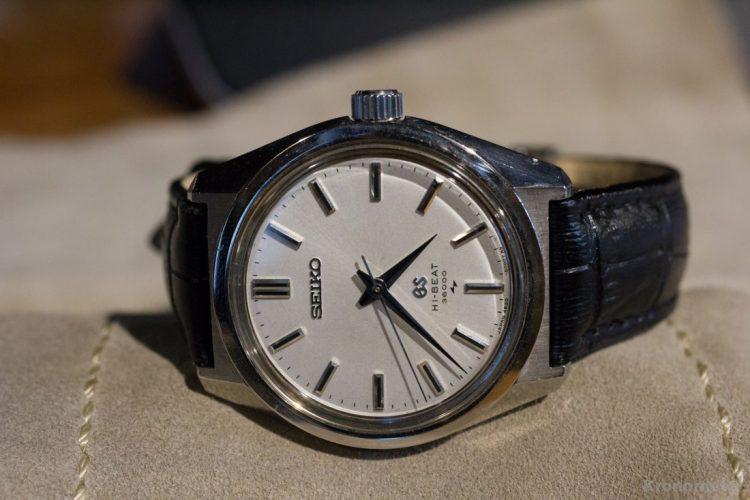 Grand Seiko 4520-8000 a hetvenes évek elejéről be661d8239