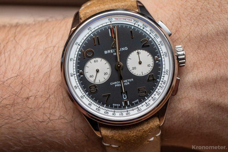 Breitling Premier B01 Chronograph Norton és Bentley Centenary